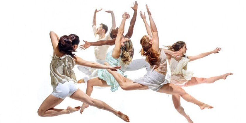 JERSEY CITY, NJ: Jersey Moves! Festival of Dance: Carolyn Dorfman Dance at NJPAC
