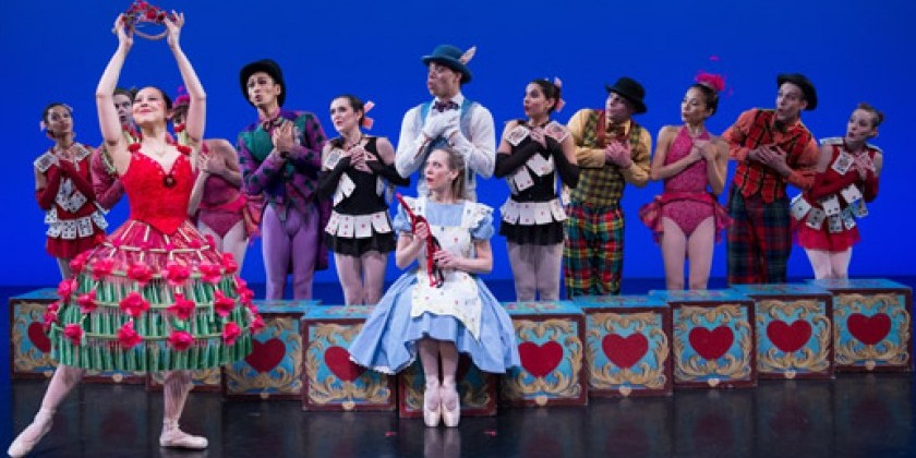 New York Theatre Ballet presents THE ALICE IN WONDERLAND FOLLIES