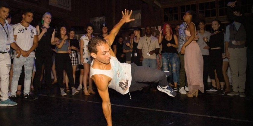 BECKET, MA: All Styles Dance Battle at Jacob's Pillow Festival