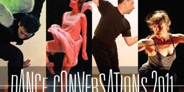 Free Dance Film and Conversation Starting Tomorrow....