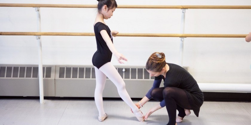 PHILADELPHIA, PA: Beginner Youth Ballet Class