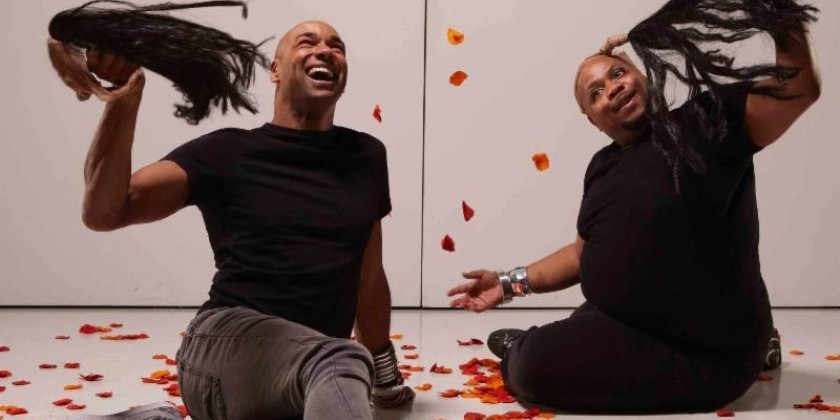 Faye Driscoll and Darrell Jones welcome you to 2015 at Danspace!