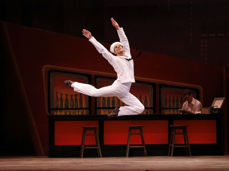American Ballet Theatre at the Harris: Misty Copeland and