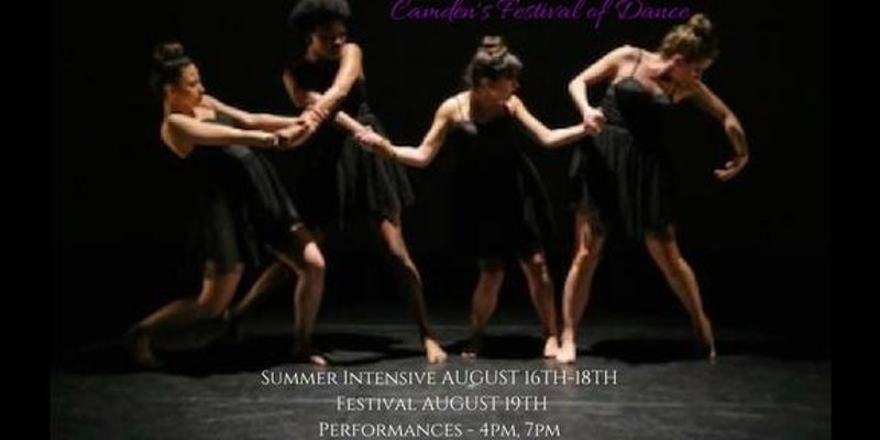 CAMDEN, NJ: THAT WHICH CONNECTS, Camden's Festival of Dance and Summer Intensive