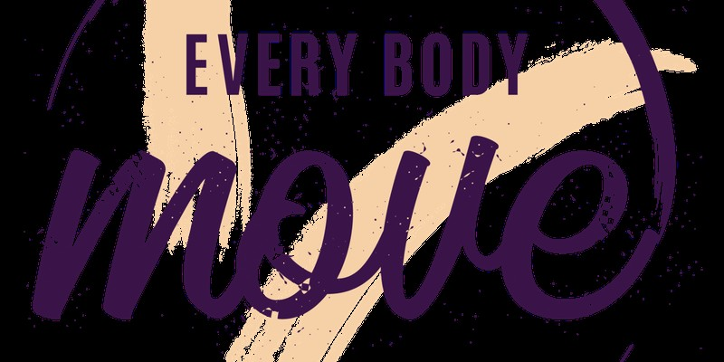 Camille A. Brown & Friends presents the 4th Annual Every Body Move Celebration!