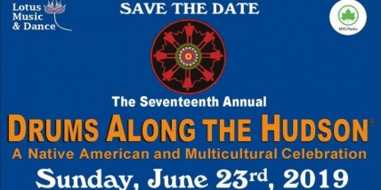 Drums Along the Hudson: A Native American & Multicultural Celebration