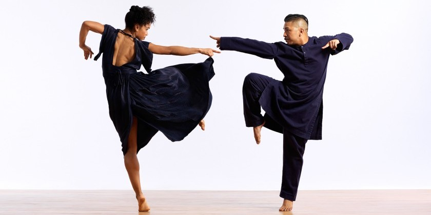 "Evidence: A Dance Company in ""Grace"" and ""Mercy"" with Live Music, July 5–7 at Bard SummerScape"