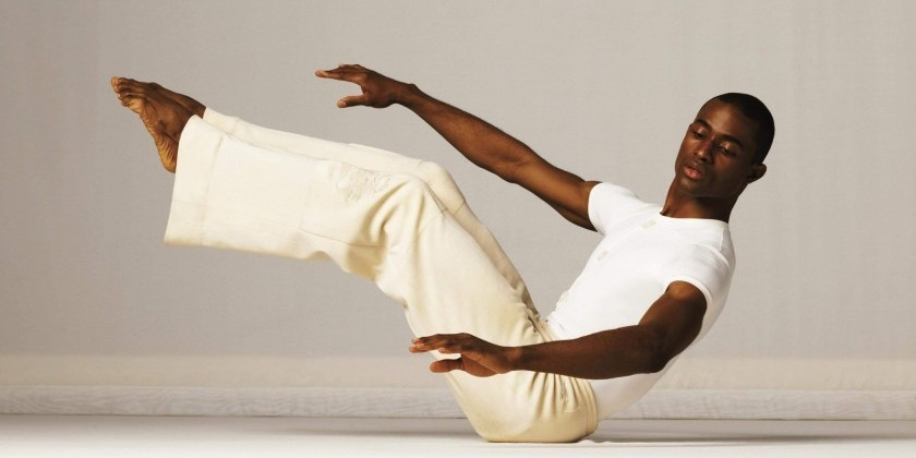 Horton Masterclass with Amos Machanic at Ailey Extension Online