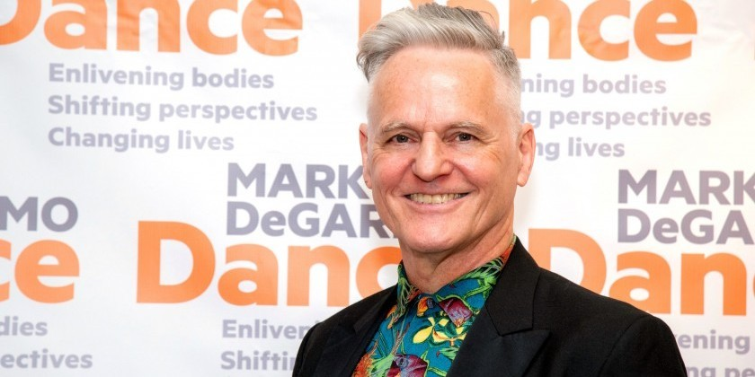 DANCE NEWS: Mark DeGarmo Dance Awarded Two-Year Grant By New York State Council on the Arts