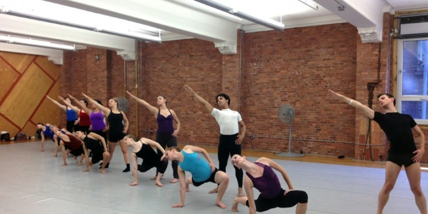 RIOULT Dance NY announces 2015 Winter Intensive January 12-17, 2015