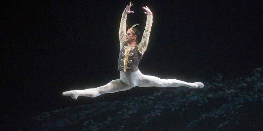 "The Dance Enthusiast Asks: American Ballet Theatre Principal, Marcelo Gomes, About ""AfterEffect"""