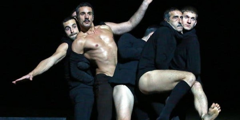 """The Great Tamer"" by Dimitris Papaioannou"