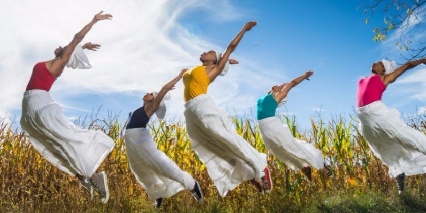 "Moving Spirits, Inc. presents ""DANCING IN THE PARKS: A Bushwick Community Festival"""