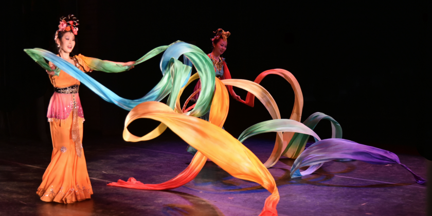 Nai-Ni Chen Dance Company  to Celebrate  a Joyful the Year of the Dog