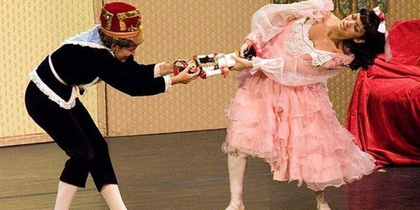 Ballet for Young Audiences seeks children for Nutcracker performances