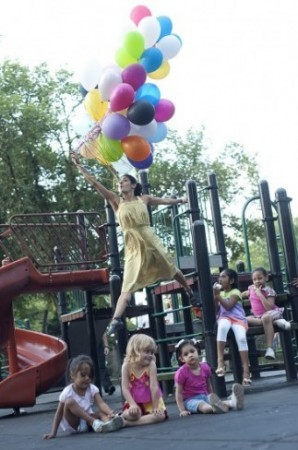Parisa Khobdeh- Paul Taylor Dance Company -  Playground Magic In NYC