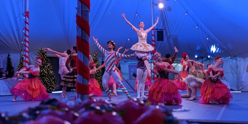 "IMPRESSIONS: ""The Nutcracker"" by Troy Schumacher's BalletCollective at Wethersfield"