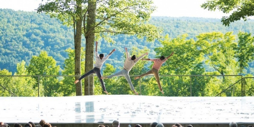BECKET, MA: Jacob's Pillow Hosts Inside/Out: Chance to Dance Contest