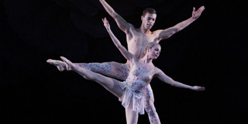 Paul Taylor Dance Company's 2014 season at Lincoln Center