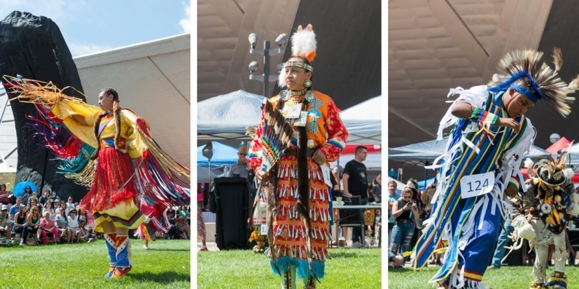 Denver Art Museum & The Native American Community on DAM's 31st Annual Friendship Powwow