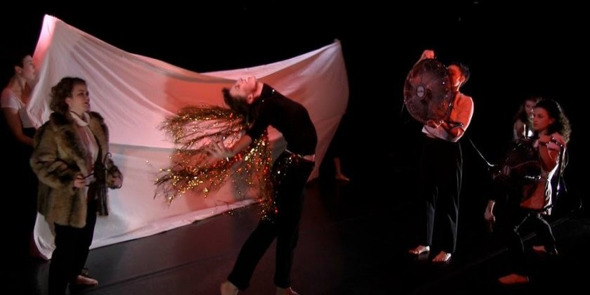 Triskelion Arts Presents... Kathy Wasik & Quentin Burley Dance Group