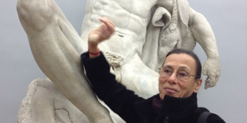 "Yvonne Rainer presents ""The Concept of Dust: Continuous Project-Altered Annually"""