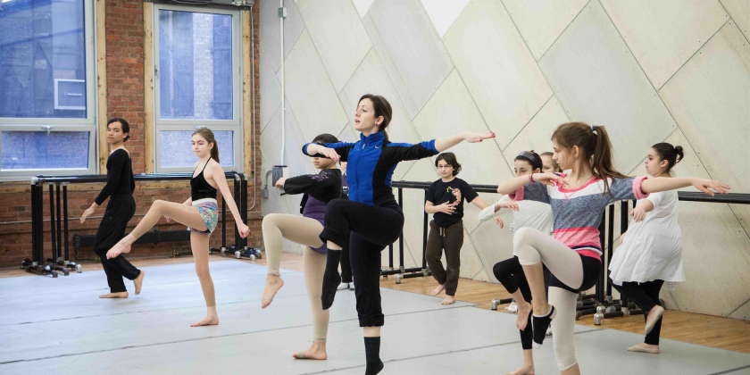 RIOULT Dance NY introduces New Modern Classes for Dancers