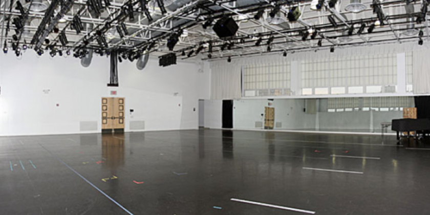 Rental Spaces at Mark Morris Dance Center