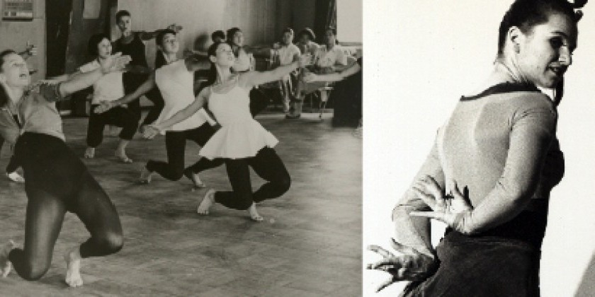 Myth and the Modern Dance: American Dance Guild Honors Jean Erdman at 100