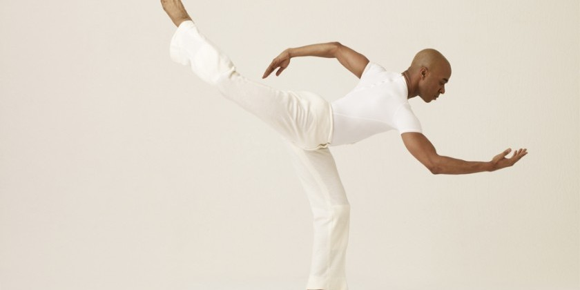 AILEY ARTIST MASTER CLASSES: Revelations Workshop with Matthew Rushing