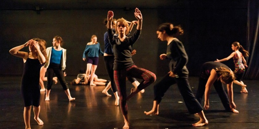 "Ellen Robbins presents ""Dances by Very Young Choreographers"""