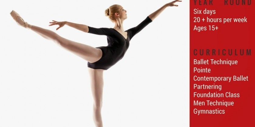Premiere Division School of Ballet - Audition Spring 2015