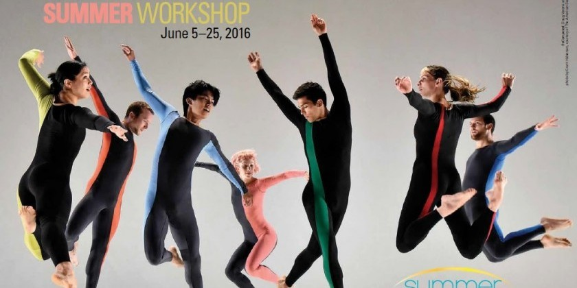 SARATOGA SPRINGS, NY: Sign up and Dance with Doug Varone and Dancers | Summer Workshop
