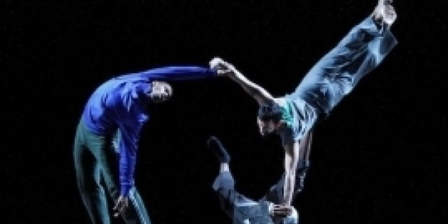 IMPRESSIONS: Bill T. Jones/Arnie Zane Dance Company