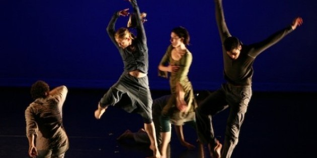 A Day In the Life with : Doug Varone and Dancers