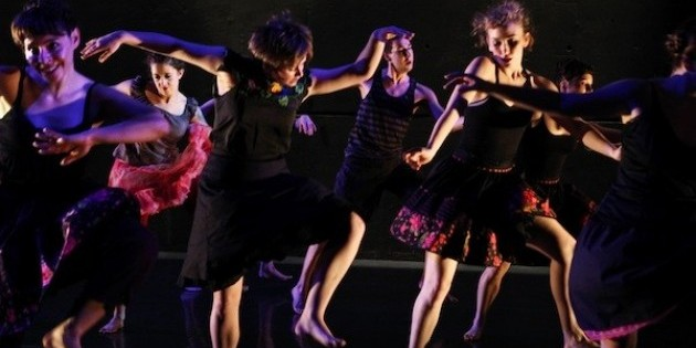 "Nelly van Bommel and Company prepare for Their  New York Premiere of ""Pinguli, Pinguli"" at the Baryshnikov Arts Center."