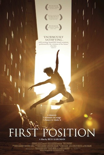 "Ballet At The Movies: ""First Position"""