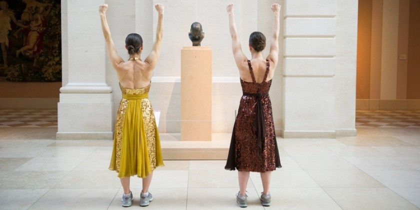 THE MUSEUM WORKOUT at The Metropolitan Museum of Art