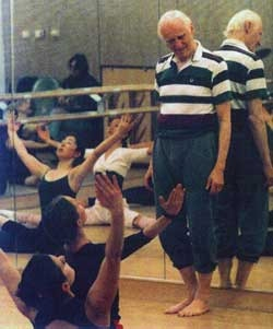 TEACHERS SPEAK: Legendary dancer STUART HODES recalls his students and what he learned from them