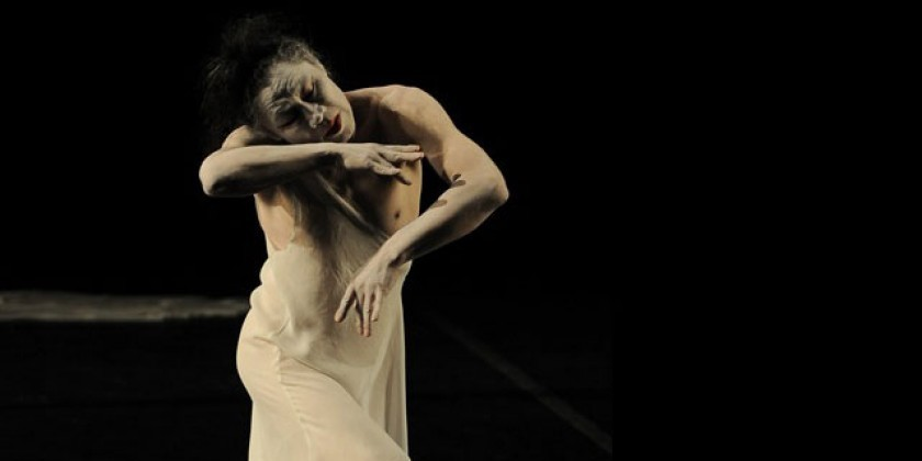 CHICAGO: Performing for the first time in the U.S. - Butoh Legend Tadashi Endo