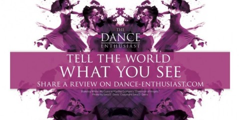 The Dance Enthusiast on We the Audience - ArtsJournal