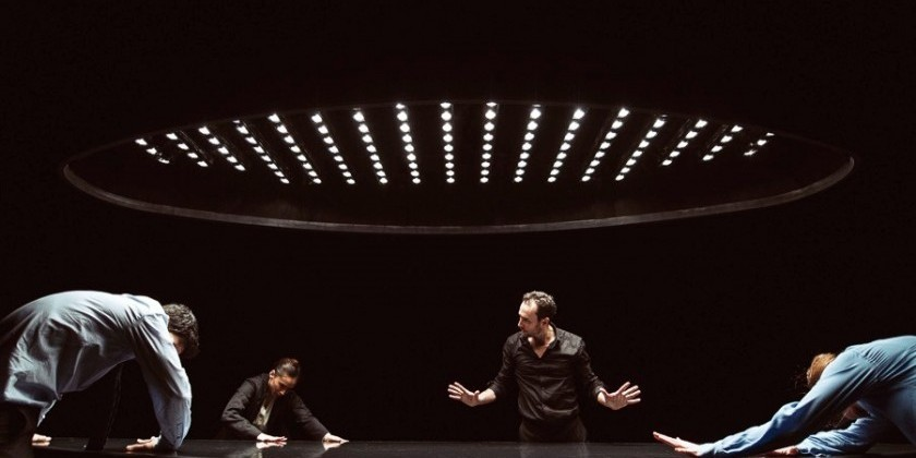 The Guggenheim presents Nederlands Dans Theater with Sol León and Paul Lightfoot