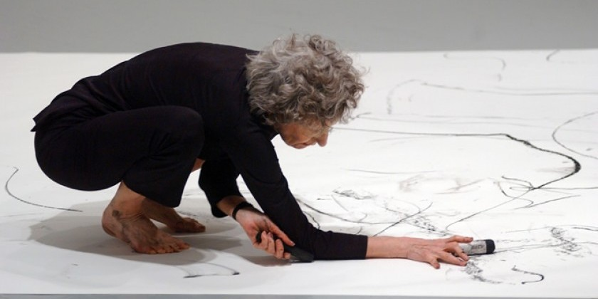 The New York Public Library for the Performing Arts Acquires Trisha Brown Archives