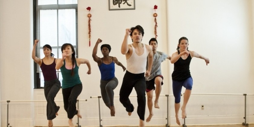 "Chen Dance Center's ""newsteps"""