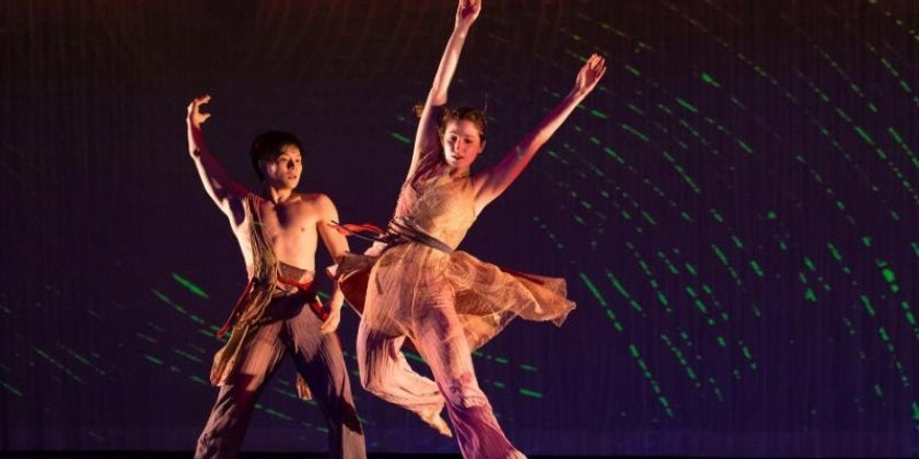 "Nai-Ni Chen Dance Company presents ""Lunar New Year Celebration: Year of the Monkey"""