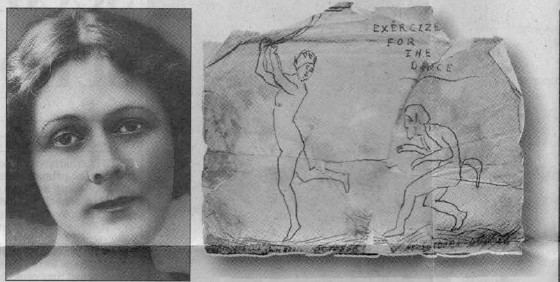 "92Y to Unveil ""Excercizes for the Dance,"" A Handwritten Isadora Duncan Manuscript"