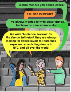 For Audiences