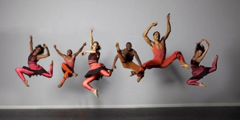 Garth Fagan Dance at The Joyce Theater