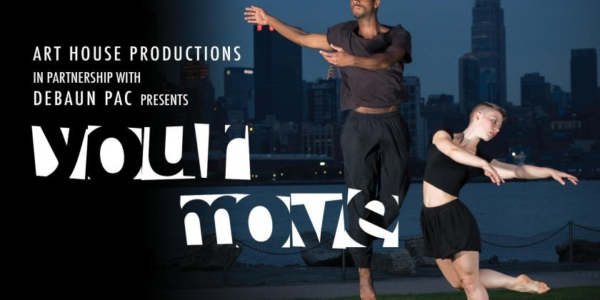 HOBOKEN, NJ: Your Move 2016: New Jersey's Modern Dance Festival