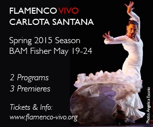 Flamenco Vivo Spring at BAM